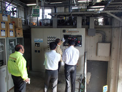 福岡県総務部財産活用課様が、見学にいらっしゃいました。