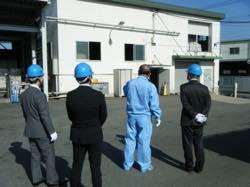広島中央環境衛生組合様が、見学にいらっしゃいました。