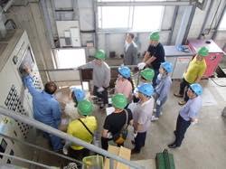 大韓民国 江原道 環境課清掃環境担当他の役人ご一行様が、見学にいらっしゃいました。