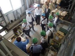 九州地区私立大学環境集会ご一行様が、見学にいらっしゃいました。
